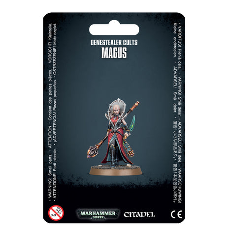 Genestealer Cults Magus