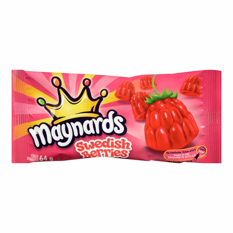 Maynards Swedish Berries