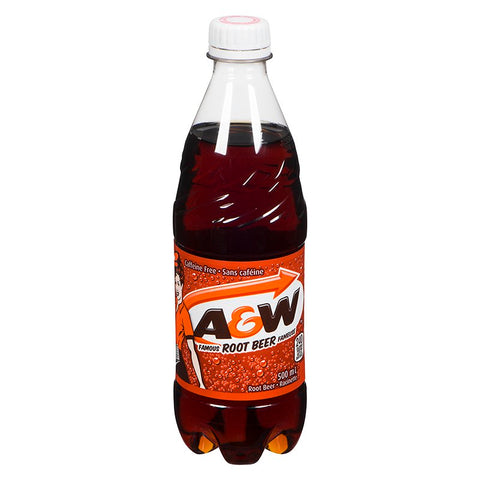 A&W Root Beer 500ml