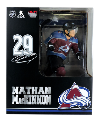 "Sports Figure - 12"" MacKinnon"