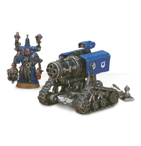 Space Marines Thunderfire Cannon