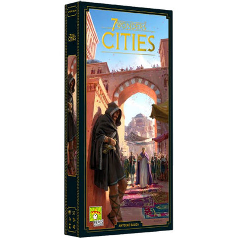 7 Wonders : Cities (New Edition)