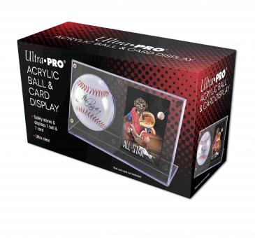 Ultra Pro Ball Display
