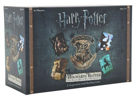 Harry Potter - Hogwarts Battle - The Monster Box of Monsters Expansion