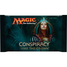 Conspiracy Take the Crown Booster Pack