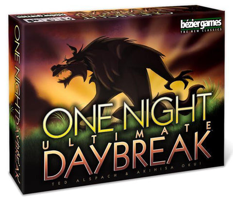 One Night Ultimate Werewolf Day Break