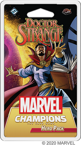 Marvel Champions Doctor Strange Hero Pack