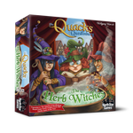 The Quacks of Quedlinburg - The Herb Witches Expansion