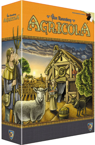 Agricola - Base Game Revised Edition