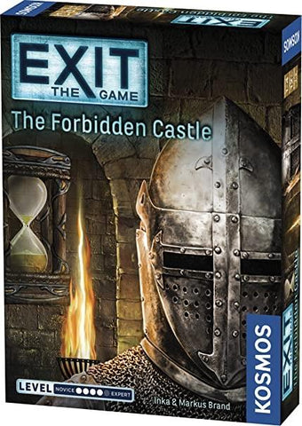 Exit: The Game The Forbidden Castle