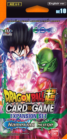 Dragonball Super Expansion Set 10 - Namekian Surge