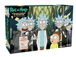 Rick & Morty - Close Rick-Counters Of The Rick Kind Deck-Building Game