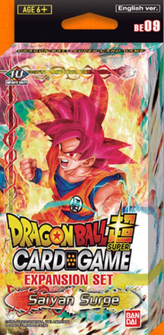 Dragonball Super Expansion Set 11 - Saiyan Surge