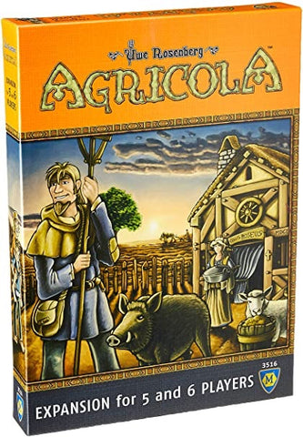 Agricola - 5&6 Player Expansion