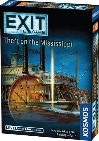 Exit: The Game Theft of the Mississippi