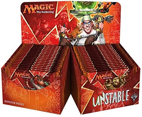 MTG: Unstable Booster Pack