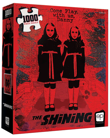 Puzzle 1000 Piece: The Shining