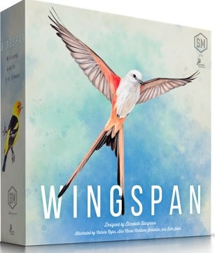 Wingspan - with Swift Start promo pack