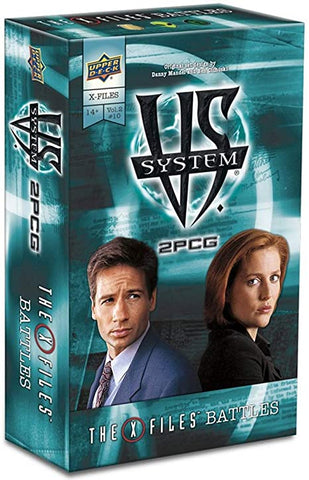 VS System 2PCG - The X-Files Battles Expansion