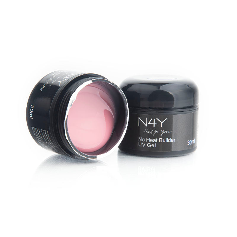 N4Y No Heat Gel Pink