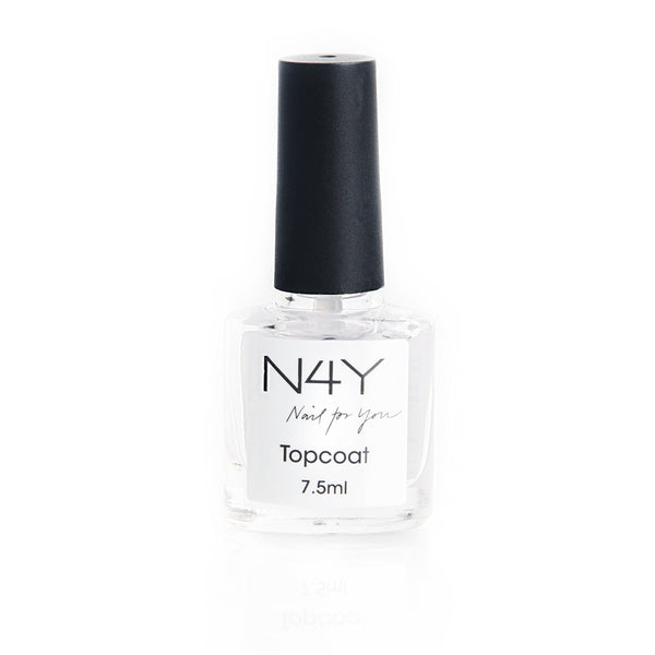 Topcoat Klar neglelak