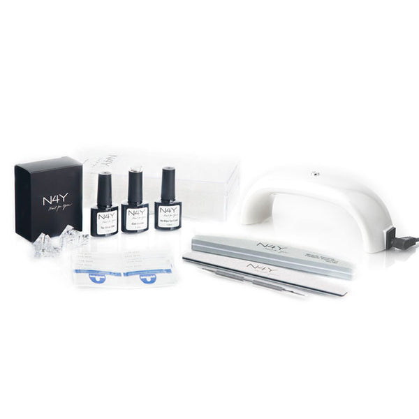 Press on Tips Kit m/9w lampe