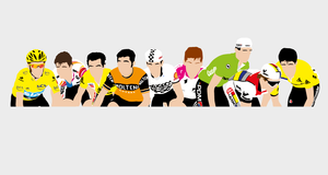 Legends of the Peloton