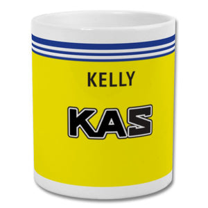 Sean Kelly - KAS Team Coffee Mug