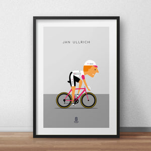 Jan Ullrich Telecom - Legends of Le Tour De France