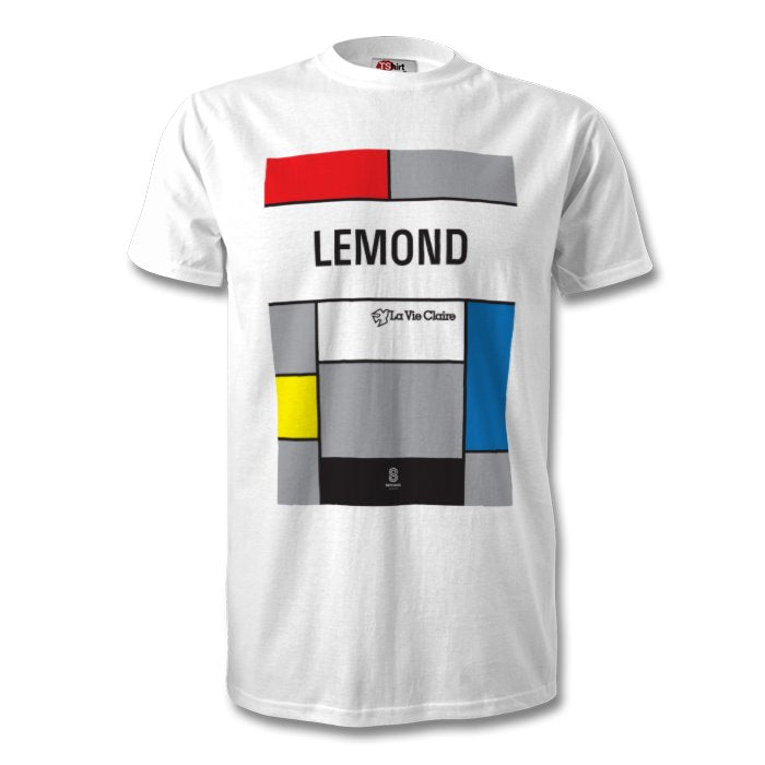 Greg Lemond La Vie Claire team T-Shirt