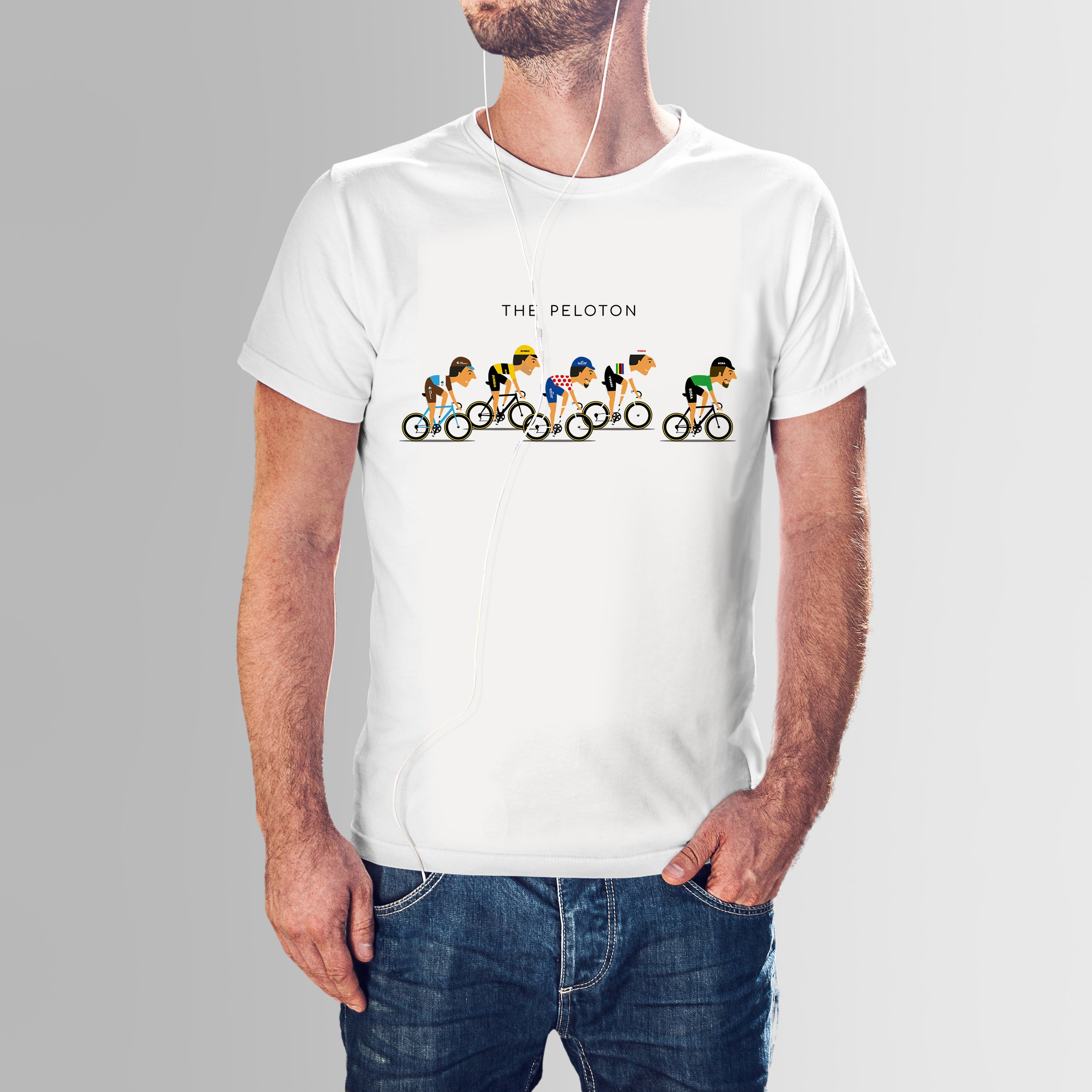 The Peloton T-Shirt