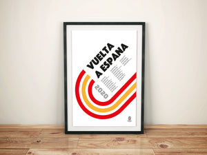 The Grand Tours Cycling Prints 2020 - Tour De France, Vuelta a Espana and Giro d'Italia prints