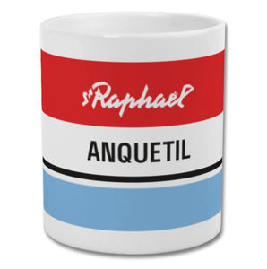 Jacques Anquetil - St Raphael Team Coffee Mug