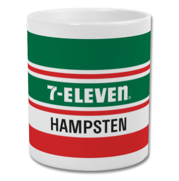 Andy Hampsten - 7 Eleven Team Coffee Mug