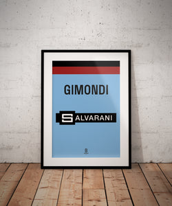 Felice Gimondi - Legends Print