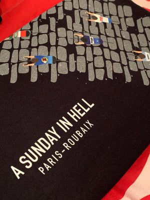 Paris-Roubaix 'Sunday in Hell' T-Shirt
