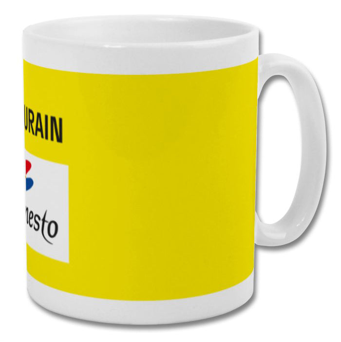 Miguel Indurain - Yellow Jersey Banesto Team Coffee Mug