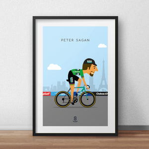 Peter Sagan - Legends of Le Tour De France