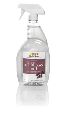 """All Blissed Out"" All Purpose Cleaner"