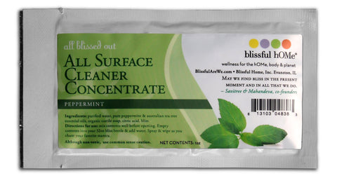 """All Blissed Out"" All Purpose Cleaner Concentrate"