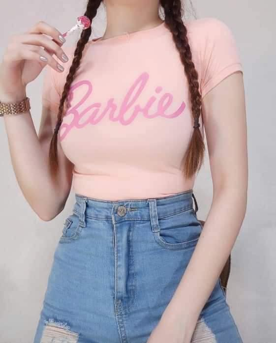 🌺 BARBIE TOP 🌺