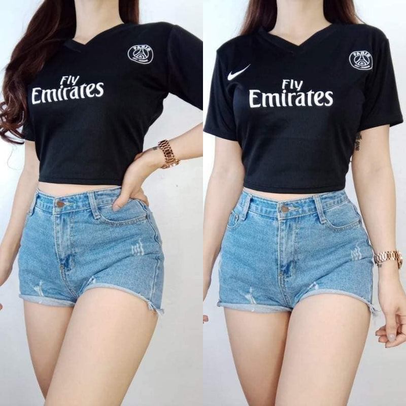 🌺FASHION FLY EMIRATES CROP TOP 🌺