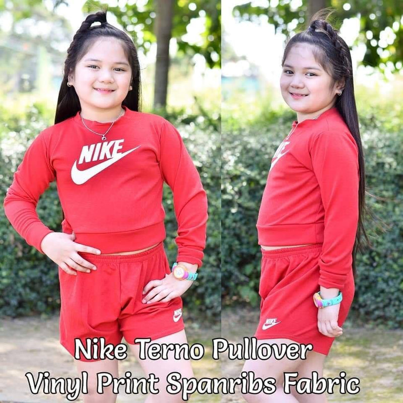🌸  NIKE PULL OVER TERNO 🌸