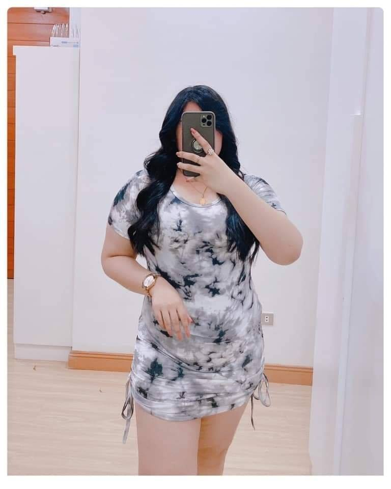 🌺 FASHION STRING DRESS PLUS SIZE 🌺