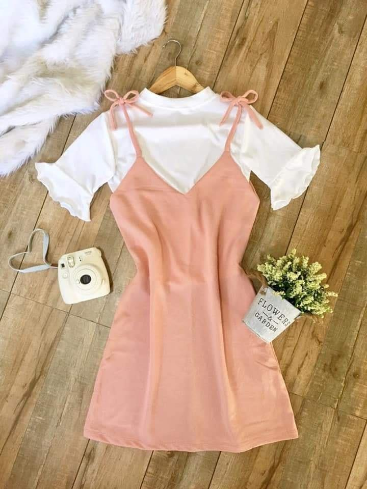 🌸 TWINKLE DRESS with INNER 🌸