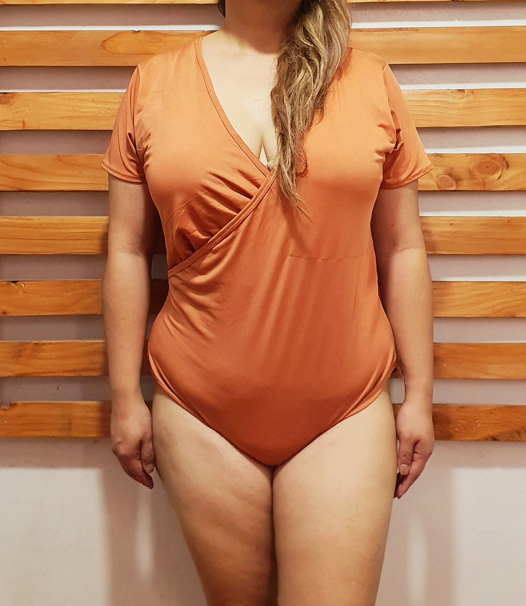 Overlap Swimsuit