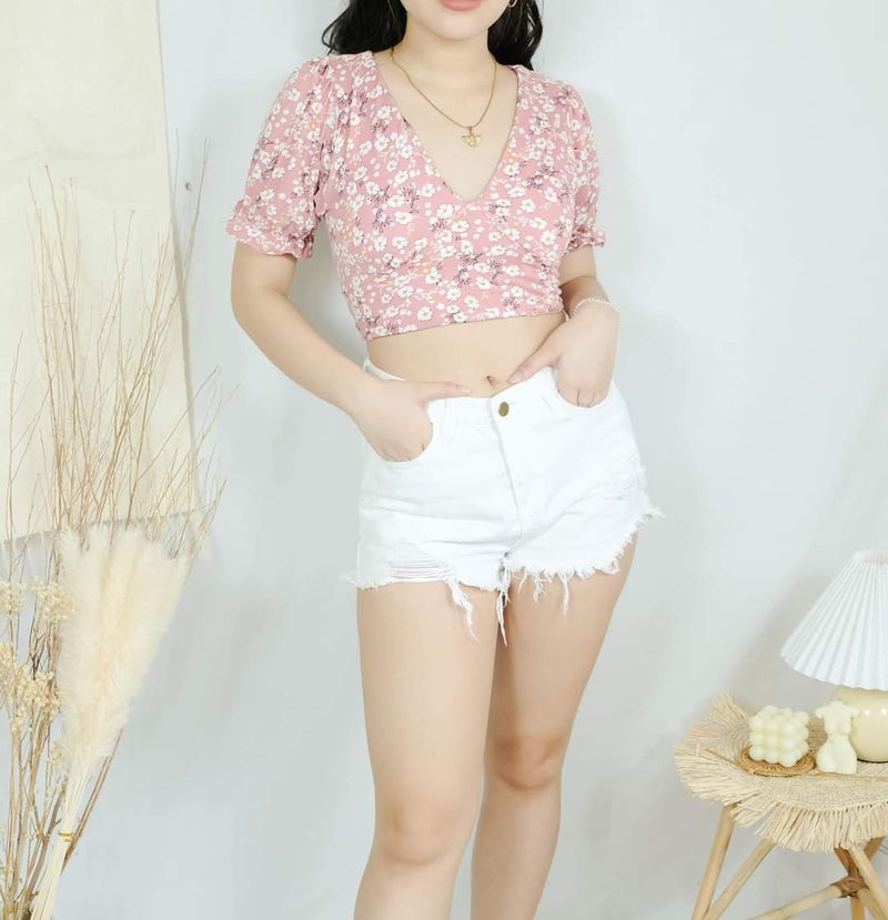 PATRICIA TOP (PADDED)