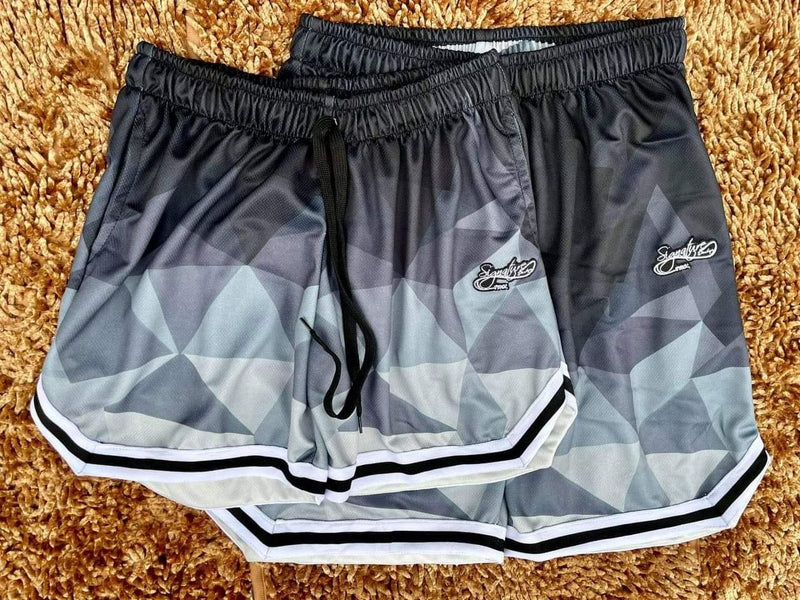 DRIFIT COUPLE SHORT ( ABSTRACT)