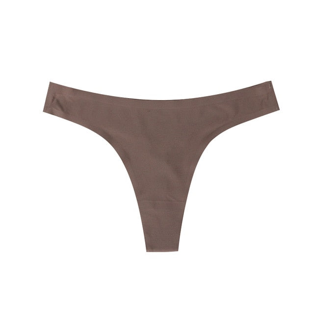 Hot Silk Sexy Thongs g string Seamless Panties