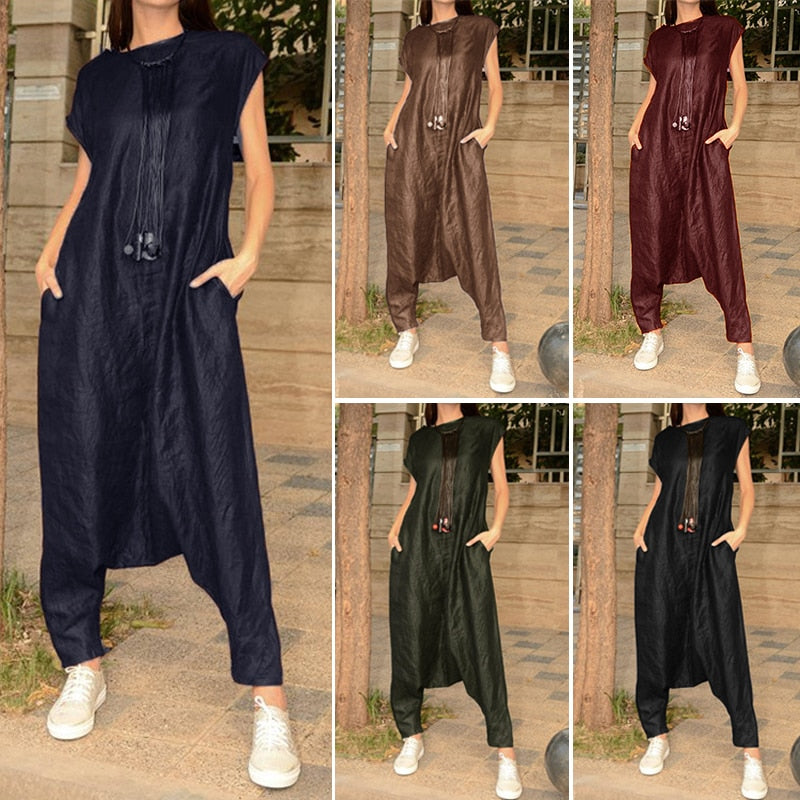 Women's summer Cargo Pants